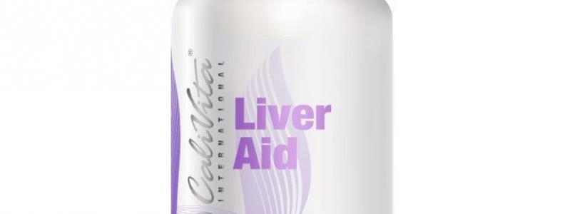 Liver Aid CaliVita, Oczyszczanie wątroby, odtruwanie, regeneracja