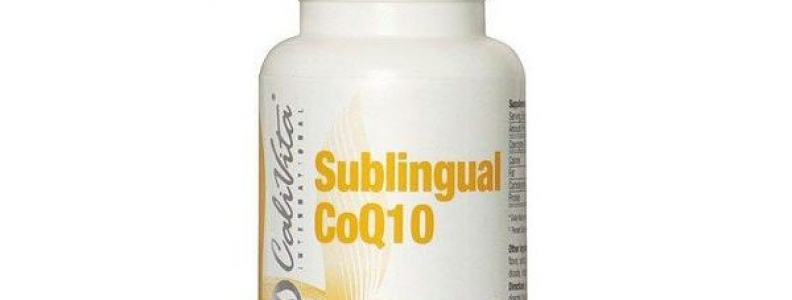 Sublingual COQ10